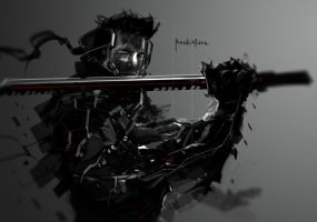 Dark Fall Swordbreaker by benedickbana