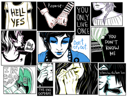 you only live once by felloliette