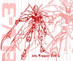 Project 4 : ELV-3 by oufve