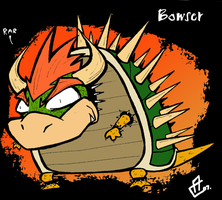The Bowser by ComicMasterX