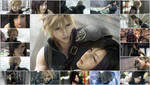 Cloud and Tifa - Version 2 - by AuraIan