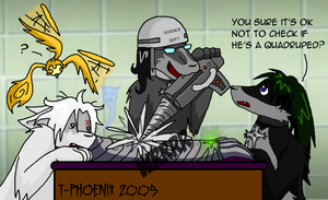 DGM - Maintenance 2 by Heliotrope-Housecat