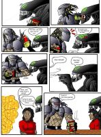 AVP: The Pickle Jar by VegaSailor