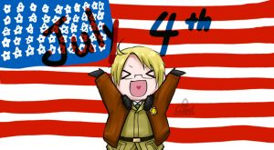 It's July 4th!! by Colend