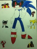 ALL MY VICTIMS SONIC.EXE by sonicfan1143