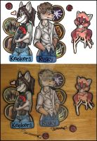 Badge Sale :: Keekahs by Nanuka