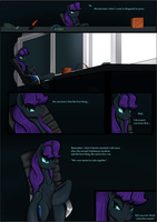 Recollection page 1 by Sevireth