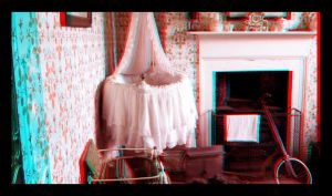 the nursery anaglyph by Maysmum