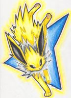.:Jolteon:. by PachirisuLuva