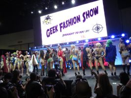 Comikaze Expo 2014: Geek Fashion Show 63 by iancinerate