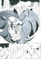 short sonadow doujin by mino-the-cat