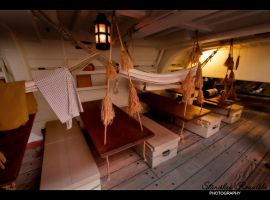 Starboard bunks by RaynePhotography