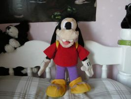 Max Goof plushie by spook1414