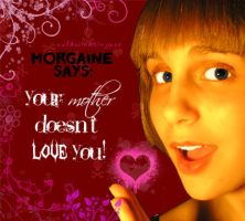 Morgaine Says... by coldwindsinjune