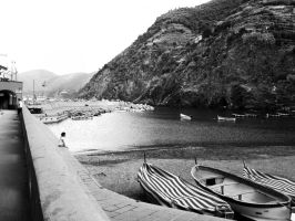 Vernazza, one more by Dreefire
