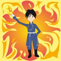 roy mustang by spunkydragon