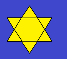 Star of David by Mommy-of-Ein
