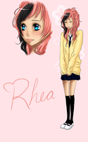 Ref- Rhea by Makienzie