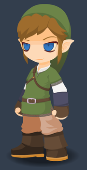 Link by CharonTheShadow