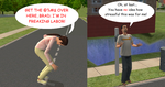 Sims Life Stories - Comic by CatGal15