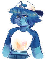 lapis by tazmilly