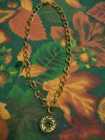 Tarnished and Twisted necklace by TheWildMi
