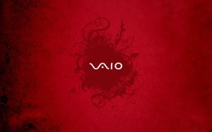Vaio RED 2 Wallpaper by xBmWx