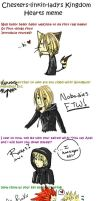 KH says you're a lamer by squirrely-chan