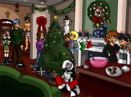 MERRY CHRISTMAS '07 by Brit-Brit