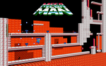 Voxel Mega Man by NES--still-the-best
