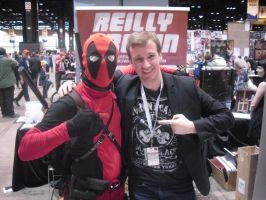 DEADPOOL and Reilly Brown by Darth-Slayer