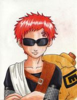 Gaara's Shades by LadyWinter