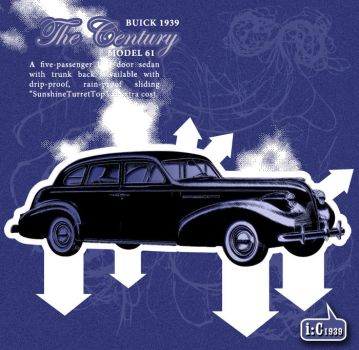 buick 1939 by sz