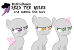 MLP Base: Even we can twerk fucking better by DashieBases