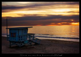 Dusk on the Old Pacific by novelhill