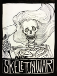 Preparing for the Skeleton War by papercat