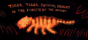 The Tyger by Mablox