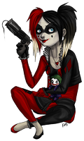 Nub sketches - Harley by nove