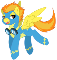 Lead Pony Spitfire by LeadPonySpitfire