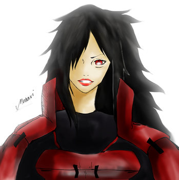 Girl Madara by Munnvi