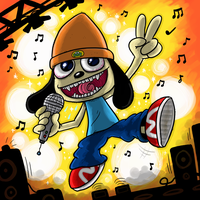 PaRappa the Rapper by Splapp-me-do