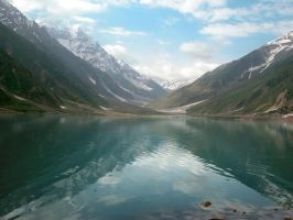 Lake Saif-ul-Malook by OmerTariq