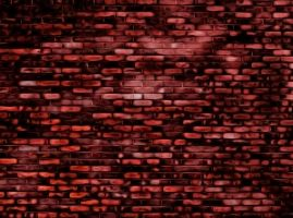 Brick Wall 05 by DonnaMarie113