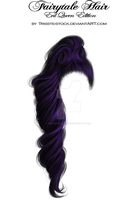 Fairytale Hair Evil Queen Edition #2 by Trisste-stock-moved