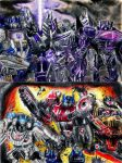 Transformers Fall Of Cybertron by kill312