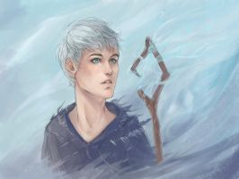 RotG:Jack Frost by Anixien
