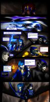 DUMonthly///CAVERNS OF DOOM PG 3 by KnightSlayer115