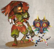 Skull Kid by enrique3