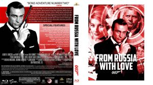 FROM RUSSIA WITH LOVE Blu-ray by MrPacinoHead