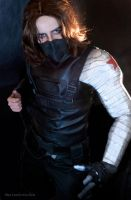 COSPLAY - Winter Soldier V by MarineOrthodox